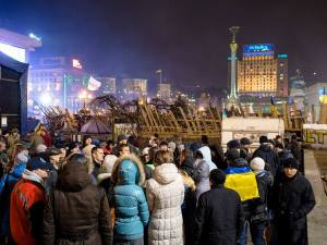 Prayer Service on Maidan