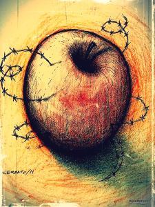 Prison of Human Desire by Paulo Zerbato