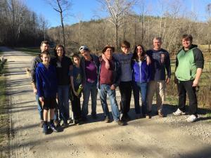 PPC Spring 2015 Working Retreat Team