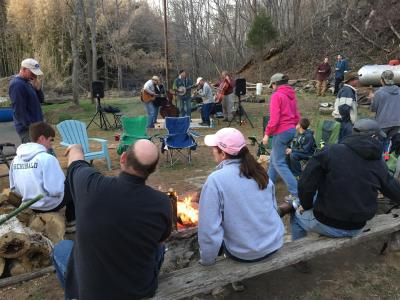 Mill Pond Hootenanny!