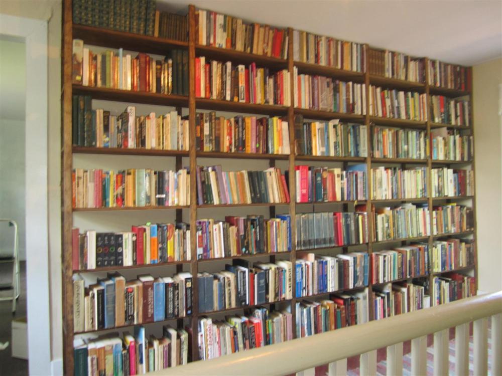 Farmhouse bookshelf