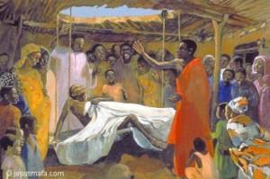 Image from Jesus Mafa project: http://www.jesusmafa.com/