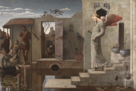 Robert_Bateman_-_The_Pool_of_Bethesda_-_Google_Art_Project - 1877