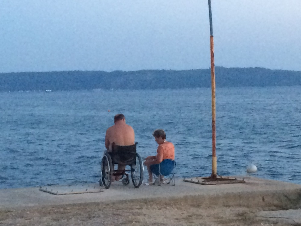 2015-07 IMG_0586 portoroz slovenia disability wheelchair shore
