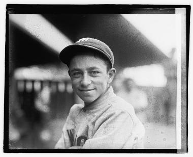 Eddie Bennett 1921 - Library of Congress