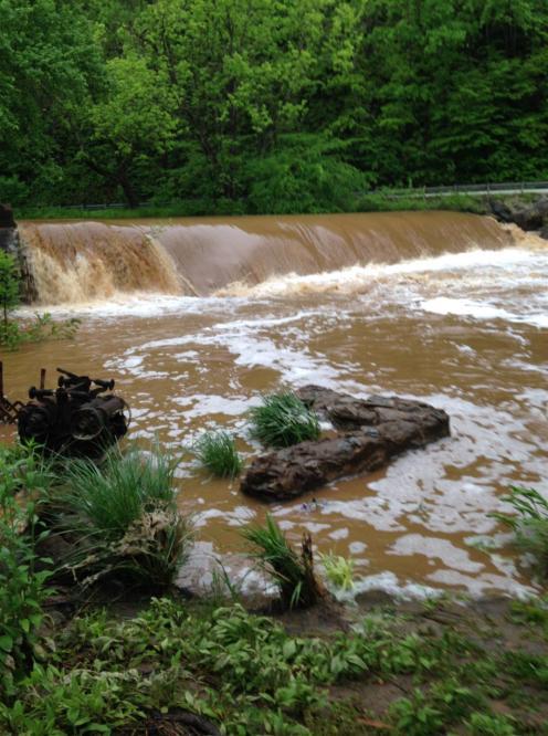2016-05 IMG_4407IMG_4426 mill garden dam flooded creek (Large)