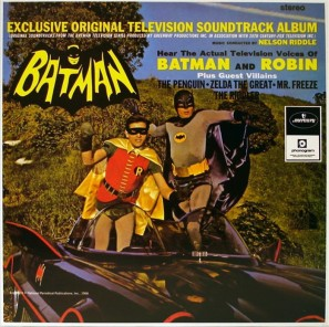 batman record