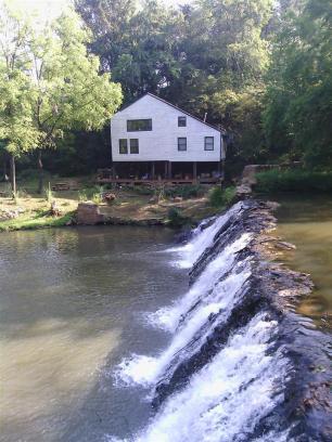 The Mill House. September 2013