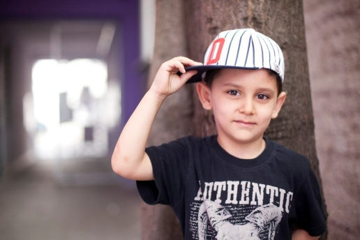 Roma kid