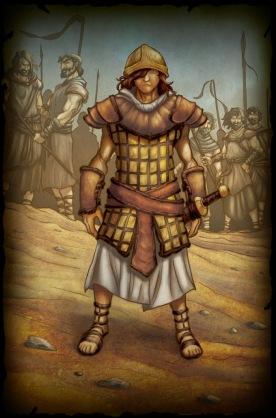 SUIT YOURSELF SAUL'S armor