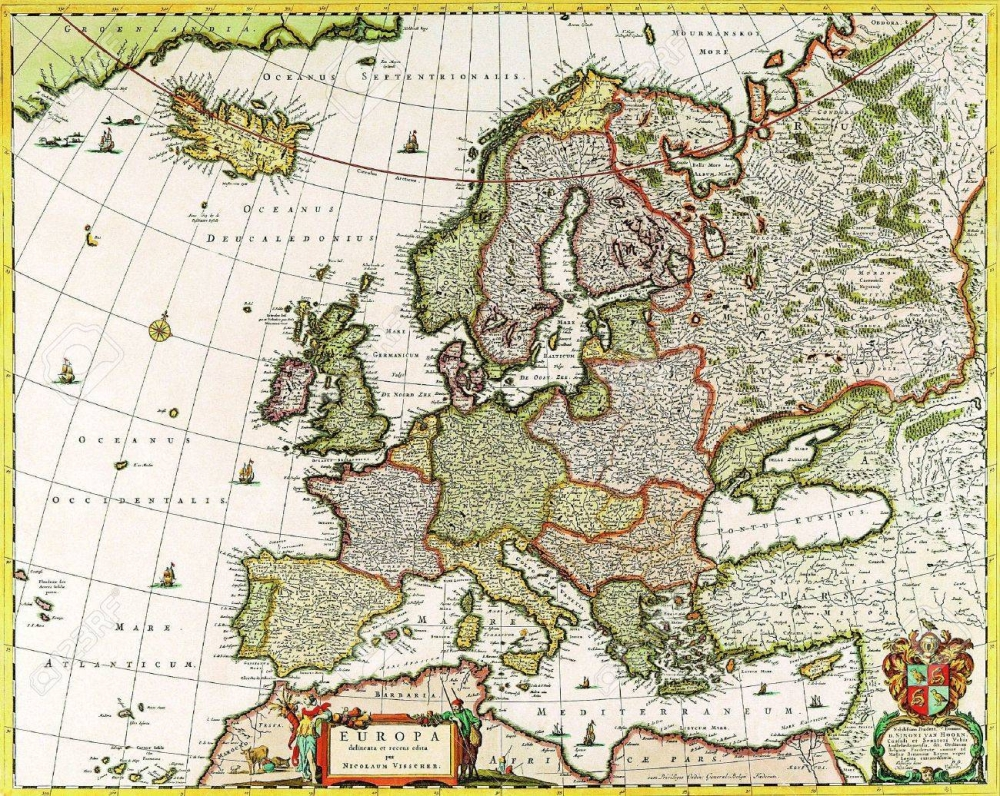 1640 map 18321379-europe-old-map